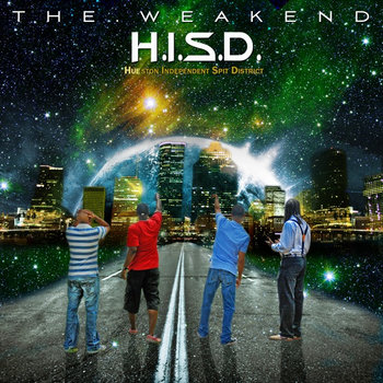 HISD :: The Weakend cover art