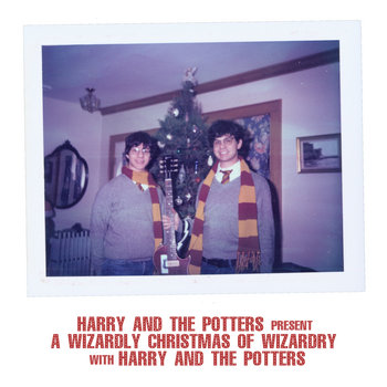 A Wizardly Christmas of Wizardry cover art