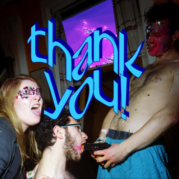 HOME RECORDINGS: thank you! cover art