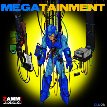 Megatainment cover art