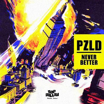 Never Better EP cover art