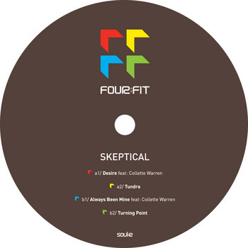 Fourfit EP01 cover art