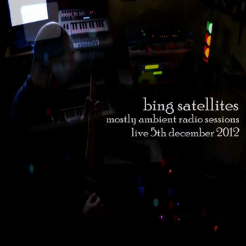 Mostly Ambient Radio Sessions - live 5th December 2012 cover art