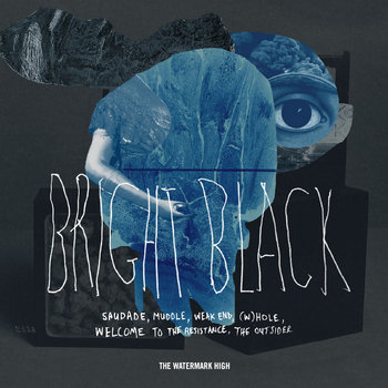 Bright Black EP cover art