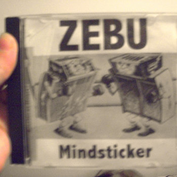 Mindsticker cover art