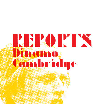 Dinamo Cambridge LP cover art