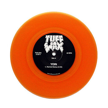 TWX-004: Aberdeen Truth Vol.2 - Yoin 7&quot; cover art