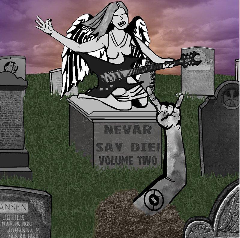 Nevar Say Die! Compilation, Volume Two
