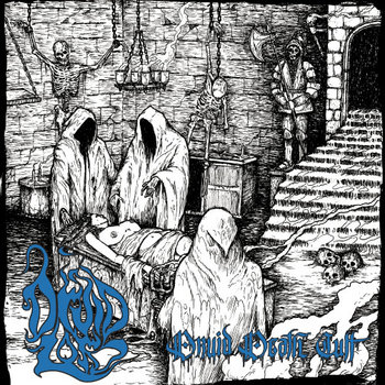 Druid Death Cult EP cover art