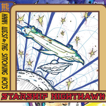 Starship Nighthawk cover art