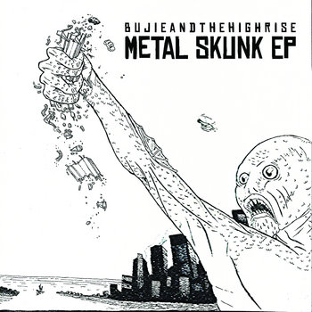 Metal Skunk EP cover art