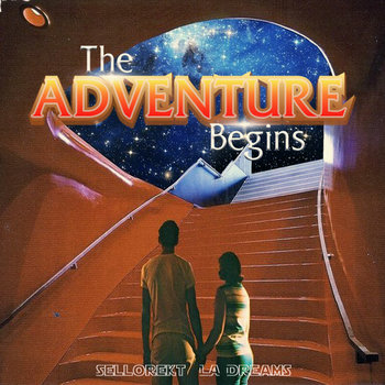 The Adventure Begins cover art