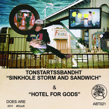 Sinkhole Storm and Sandwich cover art