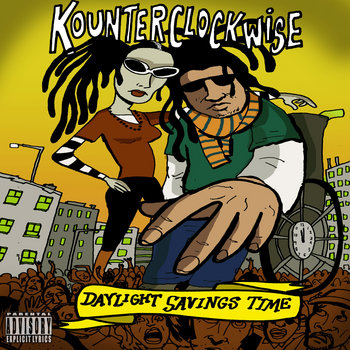 Daylight Savings Time cover art