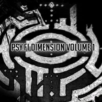 Psy.Fi Dimension Volume 1 cover art