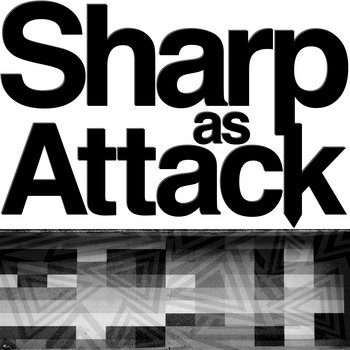 Sharp as Attack - Free Download cover art