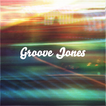 Groove Jones [EP] cover art