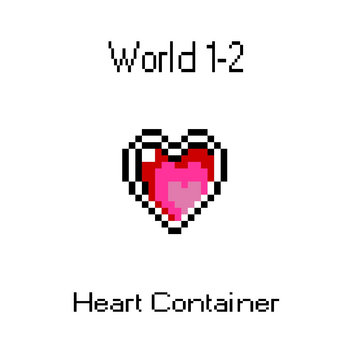 Heart Container cover art