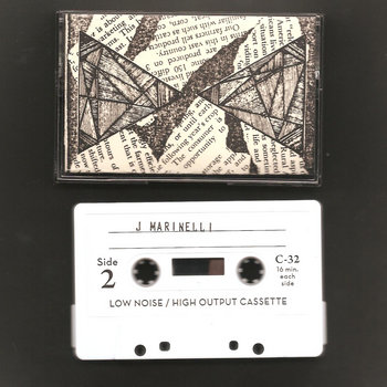 J Marinelli/Elsinores Split Cassette cover art