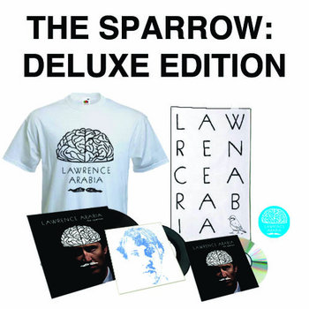 The Sparrow: Deluxe Edition cover art