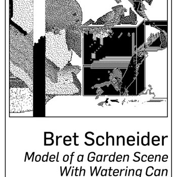 Model of a Garden Scene With Watering Can cover art