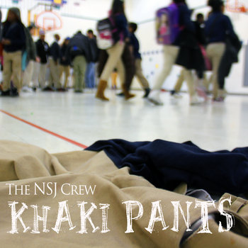 Khaki Pants cover art
