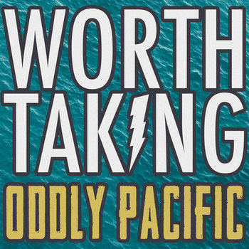 Oddly Pacific cover art