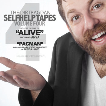 THE DIRTBAG DAN SELFHELP TAPES vol. 4 cover art