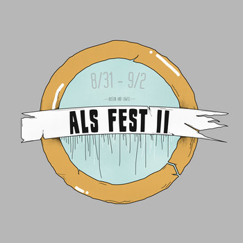 ALS Fest II cover art