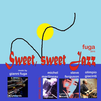 Sweet, sweet Jazz cover art