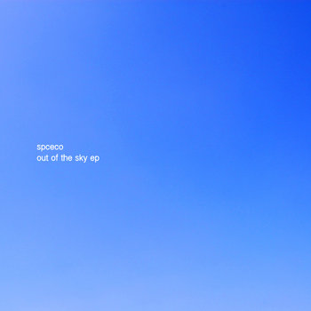 Out Of The Sky EP cover art