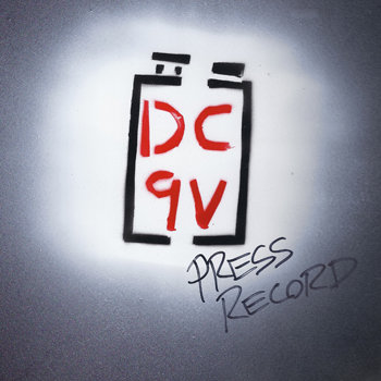 PRESS RECORD cover art