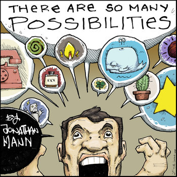 There Are So Many Possibilites cover art