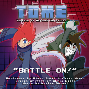 Battle On! cover art