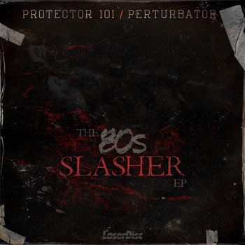 The 80s Slasher - EP cover art