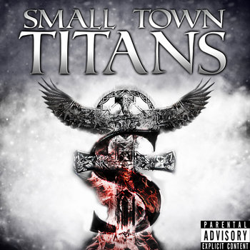 SMALL TOWN TITANS cover art