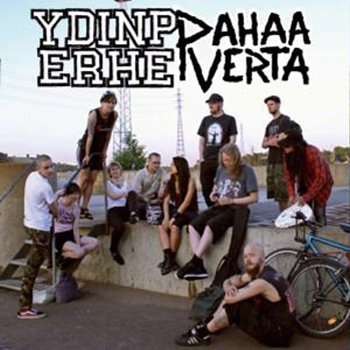 split w/Pahaa Verta cover art