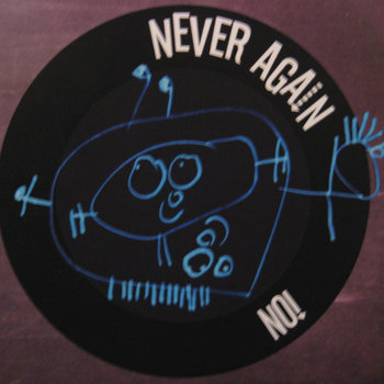 Never Again - No! cover art