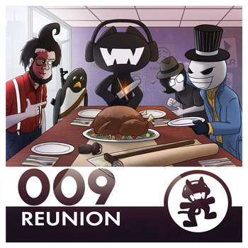 Monstercat 009 - Reunion cover art