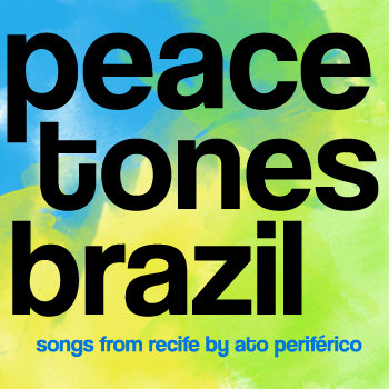 PeaceTones Brazil cover art