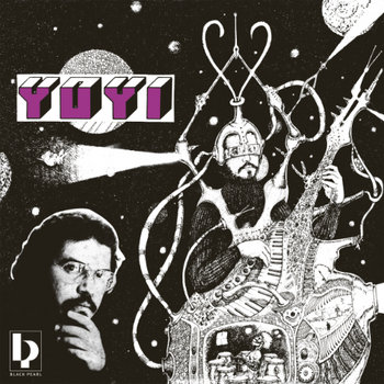 GRUPO LOS YOYI  LP cover art