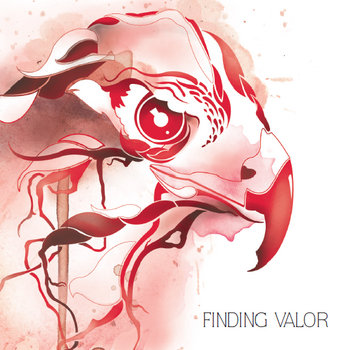 Finding Valor EP cover art
