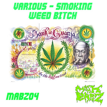 Various - Smoking Weed Bitch cover art