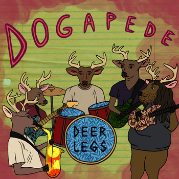 Dogapede cover art