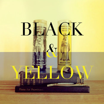 Black & Yellow cover art
