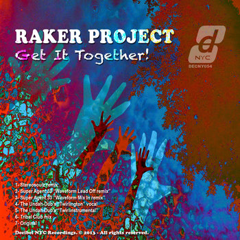 Raker Project - Get It Together cover art