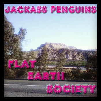 Flat Earth Society cover art