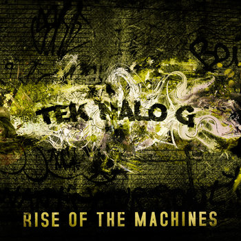 The Rise Of The Machines cover art