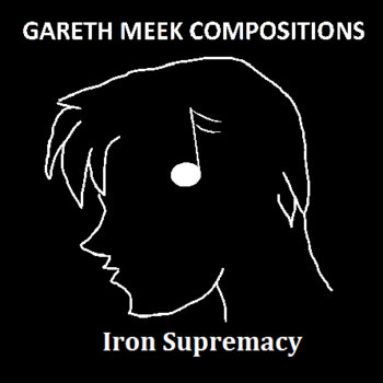 Iron Supremacy cover art
