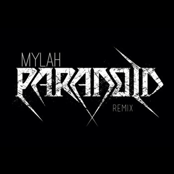 Paranoid (remix) cover art